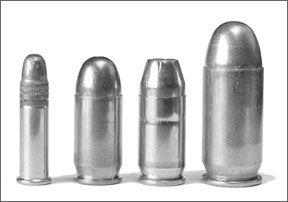 Firearms Ammunitions