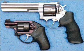 revolver pistols