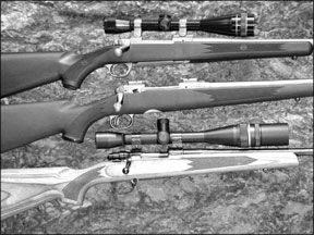 Ruger's All-Weather Hawkeye M77