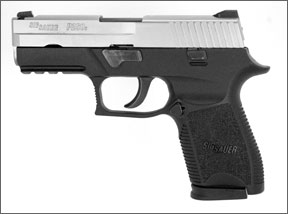 Sig Sauer's $749 P250 Two-Tone