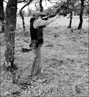 Short Barreled Shotguns