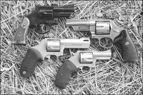 .44 Special Revolver