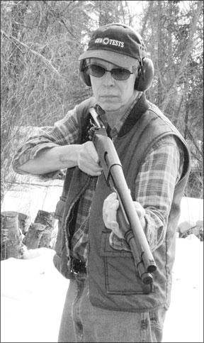 Home-Defense Shotgun
