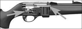 Remington Te?on-Nickel-Coated Parts