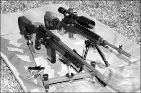 Semi-Auto Rifles