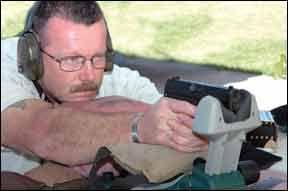Heckler & Koch USP LEM pistol