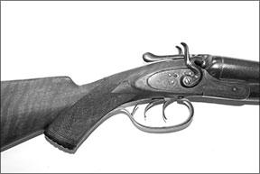 repairing gun stocks