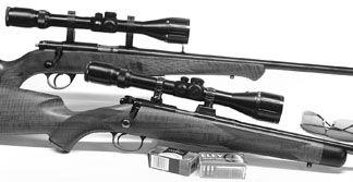 high-end rimfire rifles