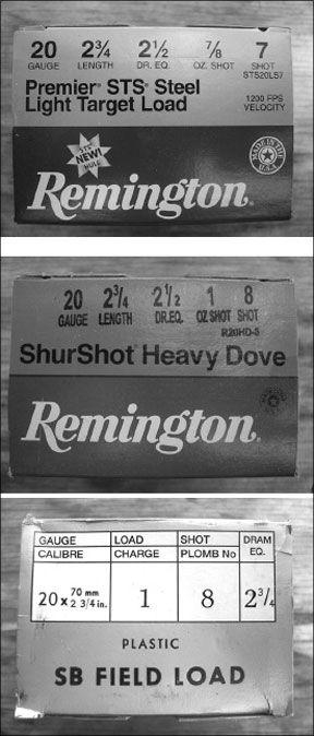 Remington Ammunitions