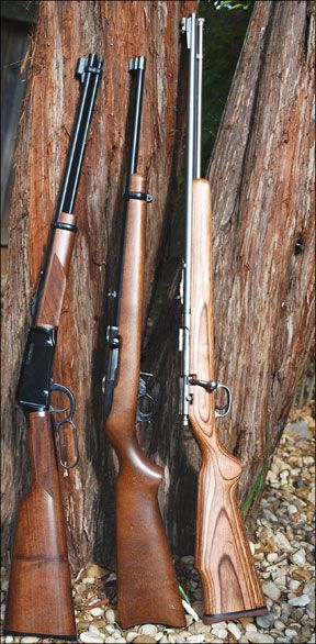 22 Magnums