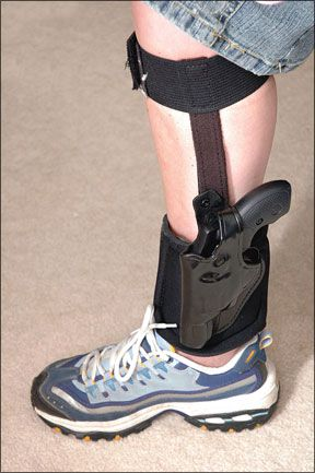 Ankle-Holster Carry