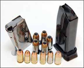 kimber solo mags