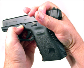 Glock 19 9mm takedown