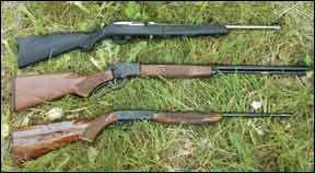 22 lr rifles