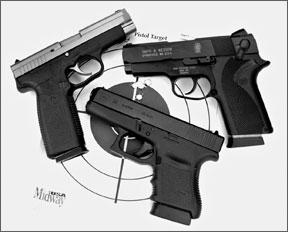 Single Stack .45 Pistols