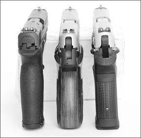 .40 S&W Concealable Gun Butts