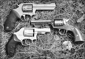 .22 Revolvers