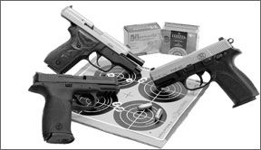 .40 S&W Concealable Carry Guns