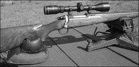 Ruger HM77R Hawkeye 07103