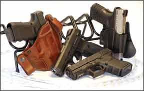 40 s&w pistols