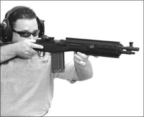 Semi-Automatic Carbine .223 Remington