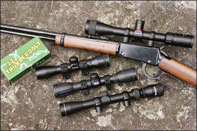 Rimfire Riflescopes