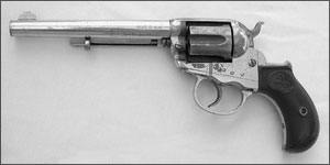 Colt's Model 1877 Double-Action Revolvers