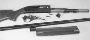 Shotgun Remington