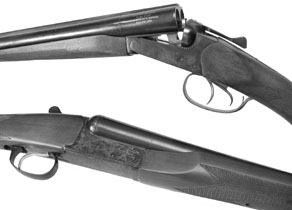 side by side rifles
