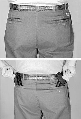 concealed pocket pistol