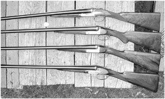12 bore shotguns