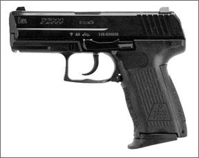 Heckler & Koch P2000 LEM V2