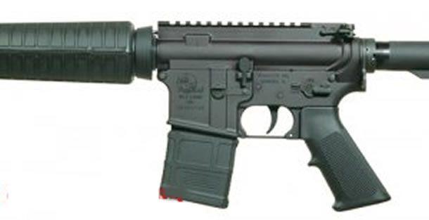 Gun Tests September 2013