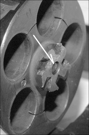 Cylinder Locking Pin