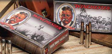 Winchester's Theodore Roosevelt Ammunition