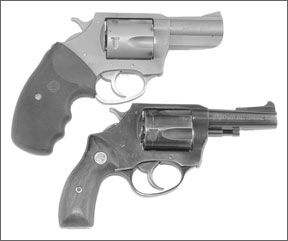 Charter Pug Revolver