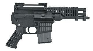 Olympic Arms OA 98 223 Rem