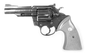 Colt Trooper .357 Magnum