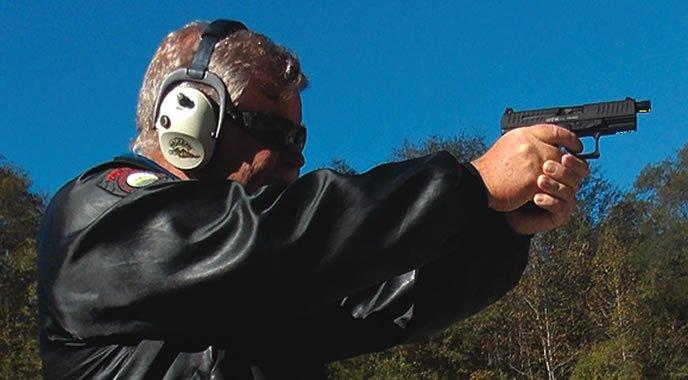 polymer 9mm pistol