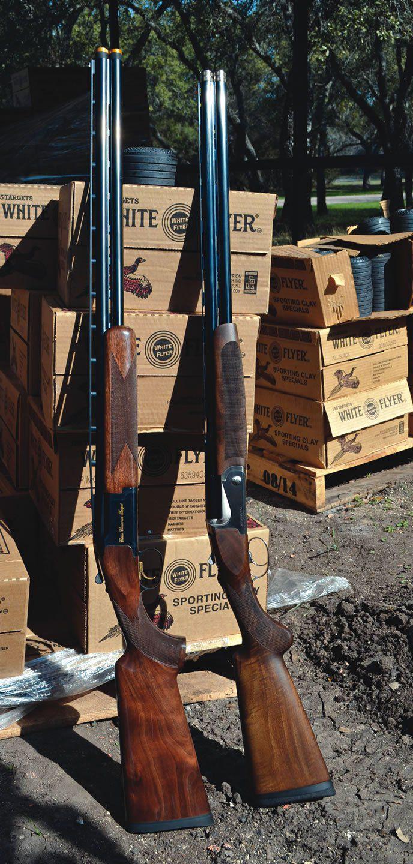 12 gauge shotguns