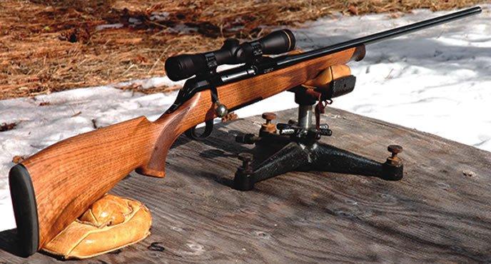 Roessler Titan 6 Bolt-Action Rifle
