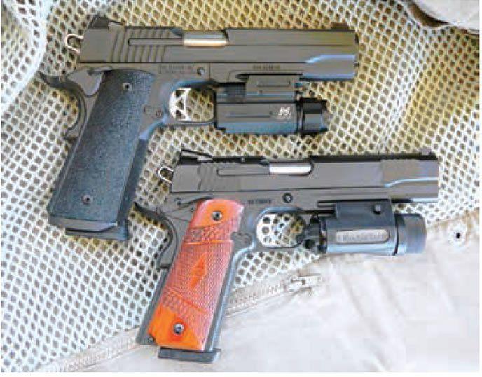 Tactical 1911 Pistol