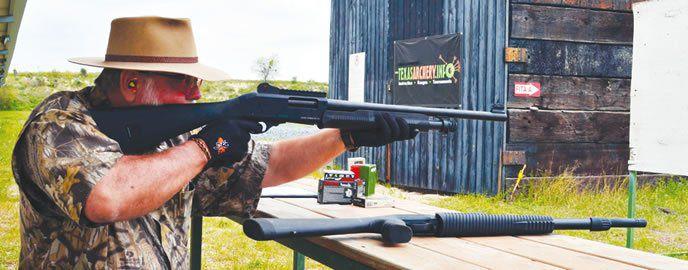 Tactical Pump Shotguns