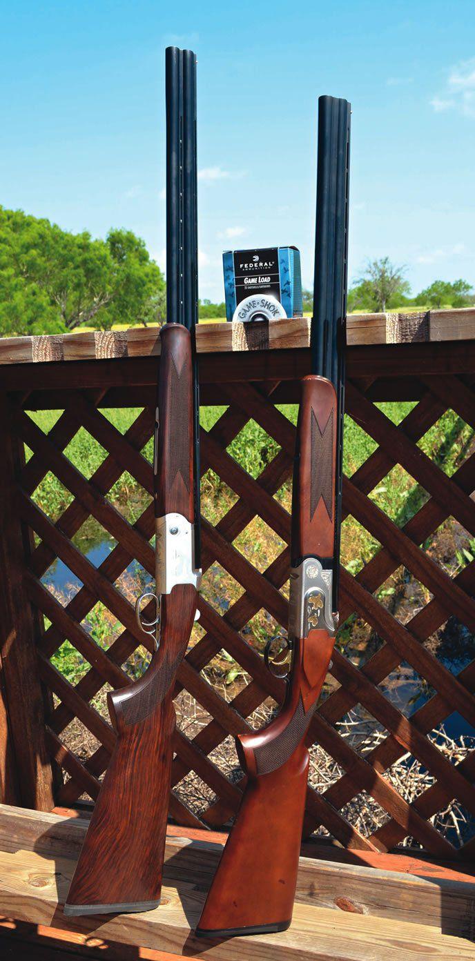 Mossberg and Yildiz shotguns