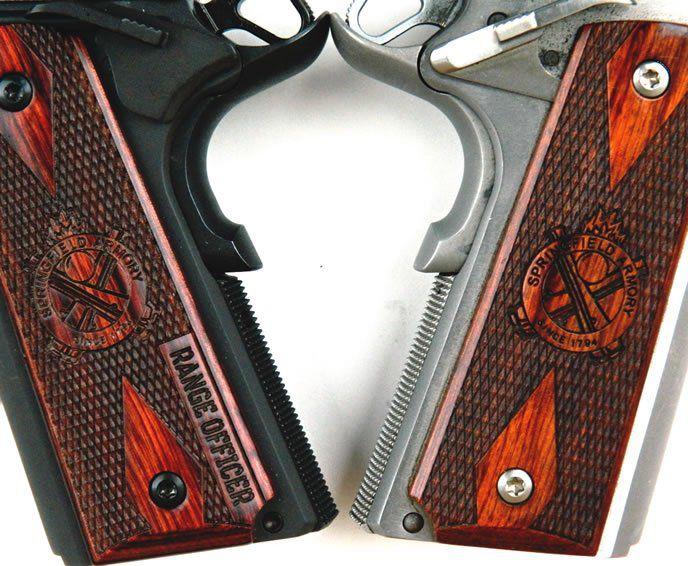 Springfield pistols