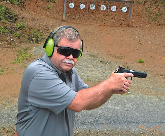 Springfield Armory 1911 Range Officer PI9129LP