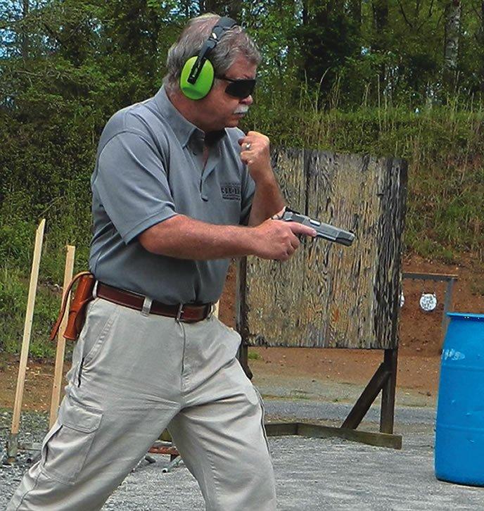 Loaded Target PI9134LP 9mm Luger