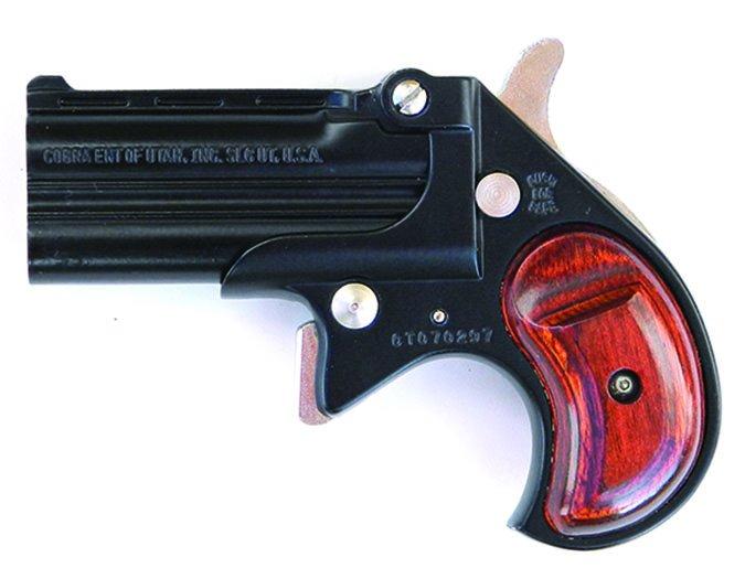 Cobra Enterprises CB9 Big Bore Derringer 9mm Luger