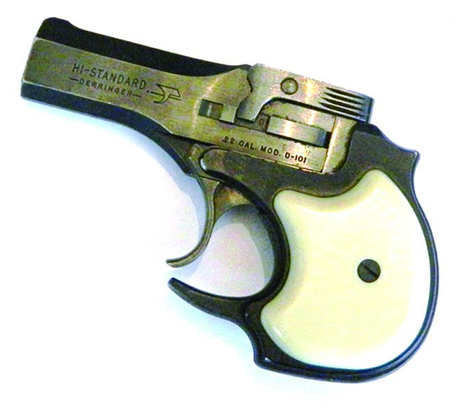 22-caliber High Standard Derringer