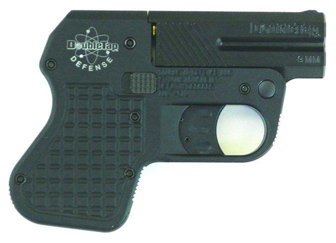 DoubleTap Defense Tactical Derringer